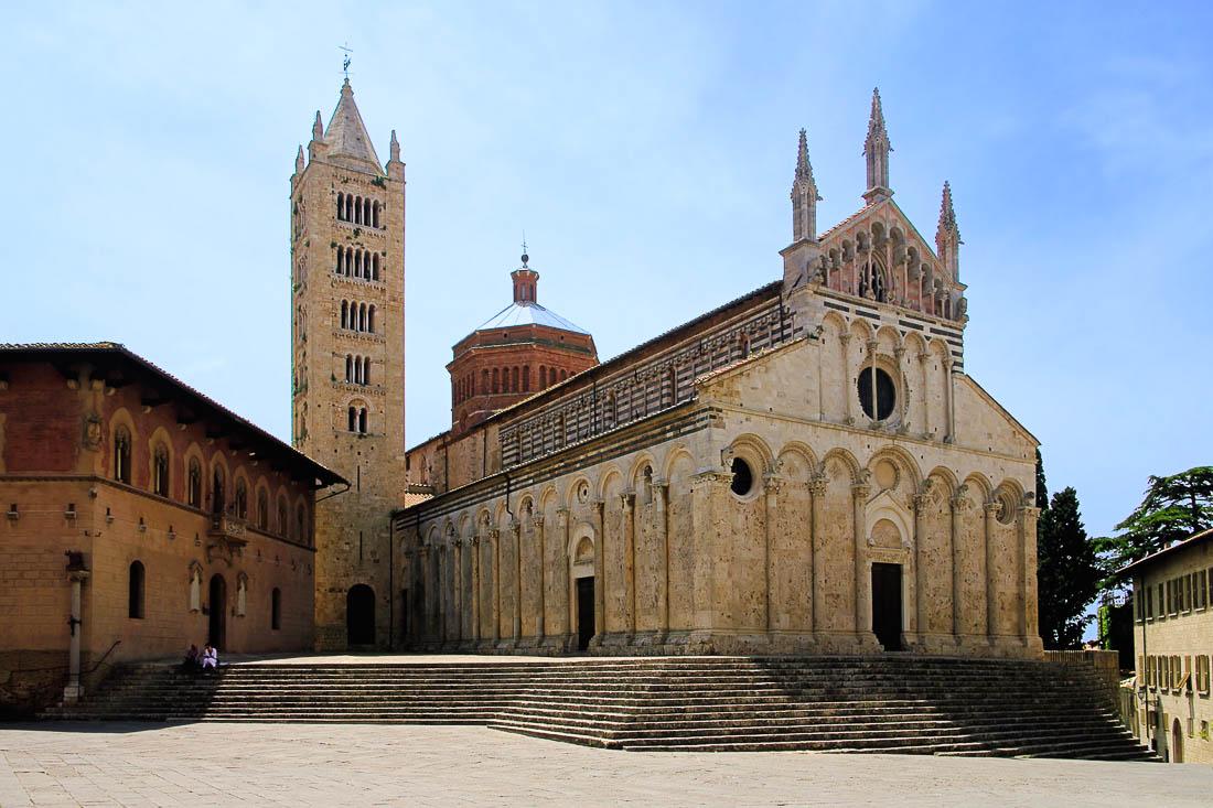 Massa Marittima cattedrale