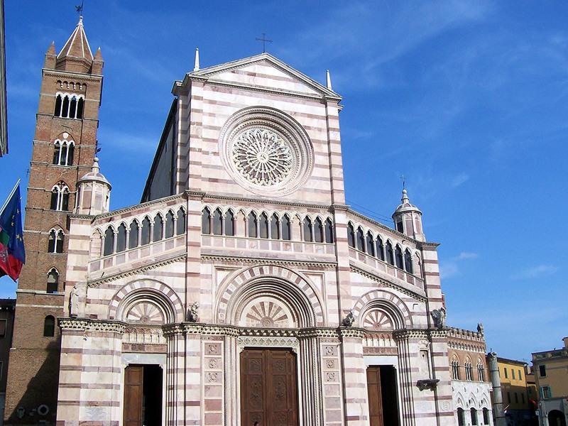 Grosseto-Duomo-facciata