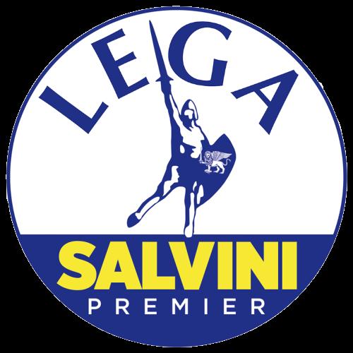 lega salvini premier logo