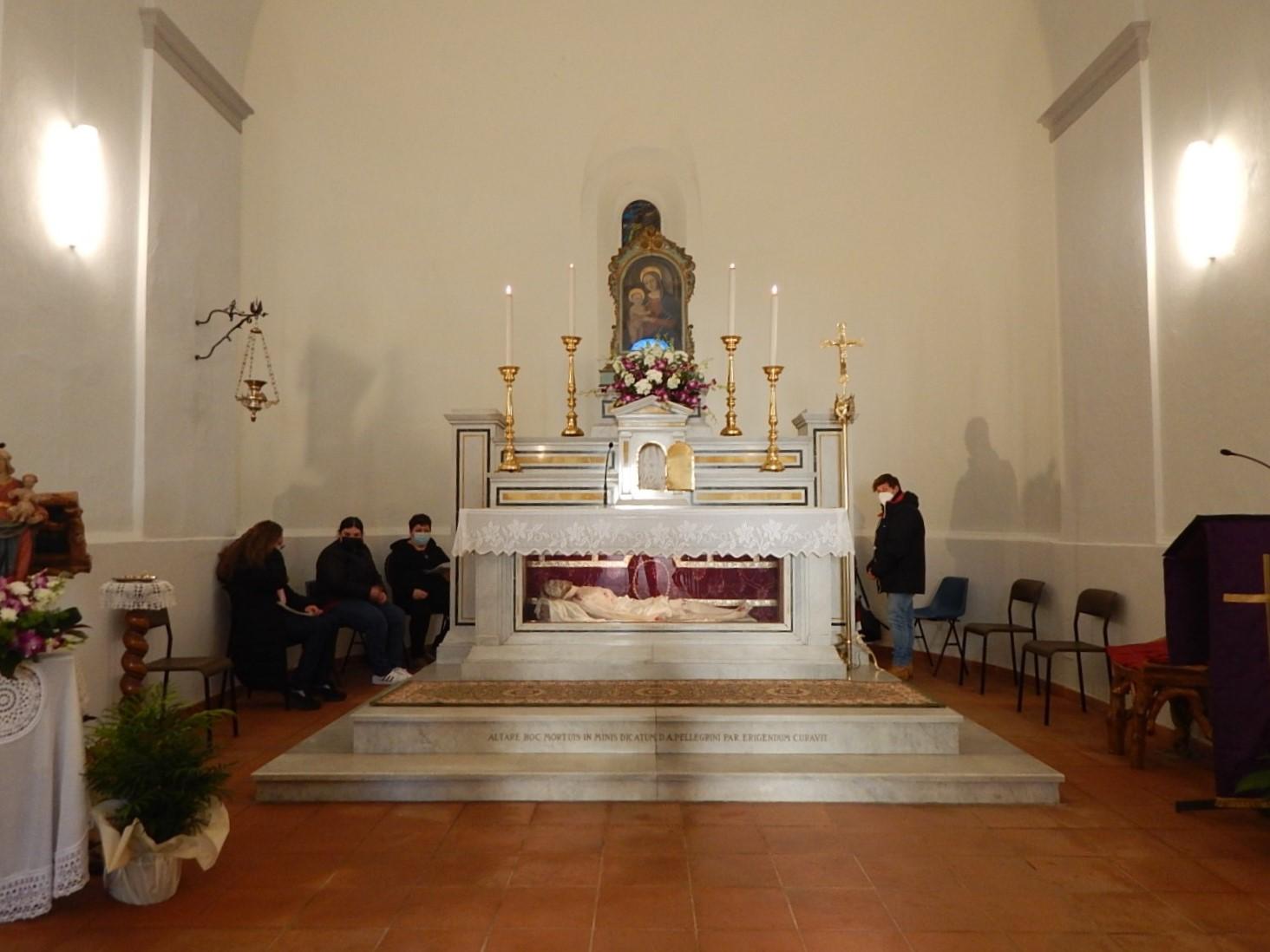 Roccatederighi-riaperta-al-culto-dopo-il-restauro-la-chiesa-di-San-Sebastiano
