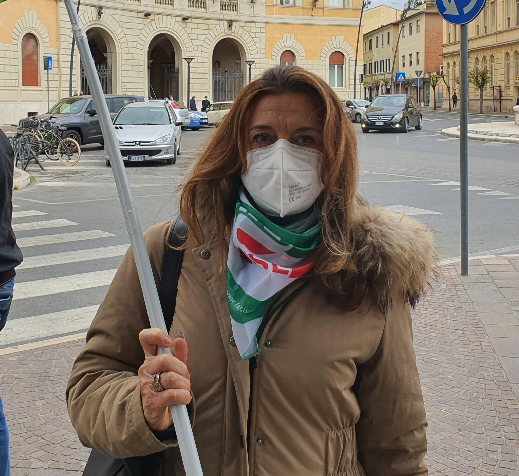 Antonella-Biondi-segretaria-generale-della-Fai-Cisl-di-Grosseto