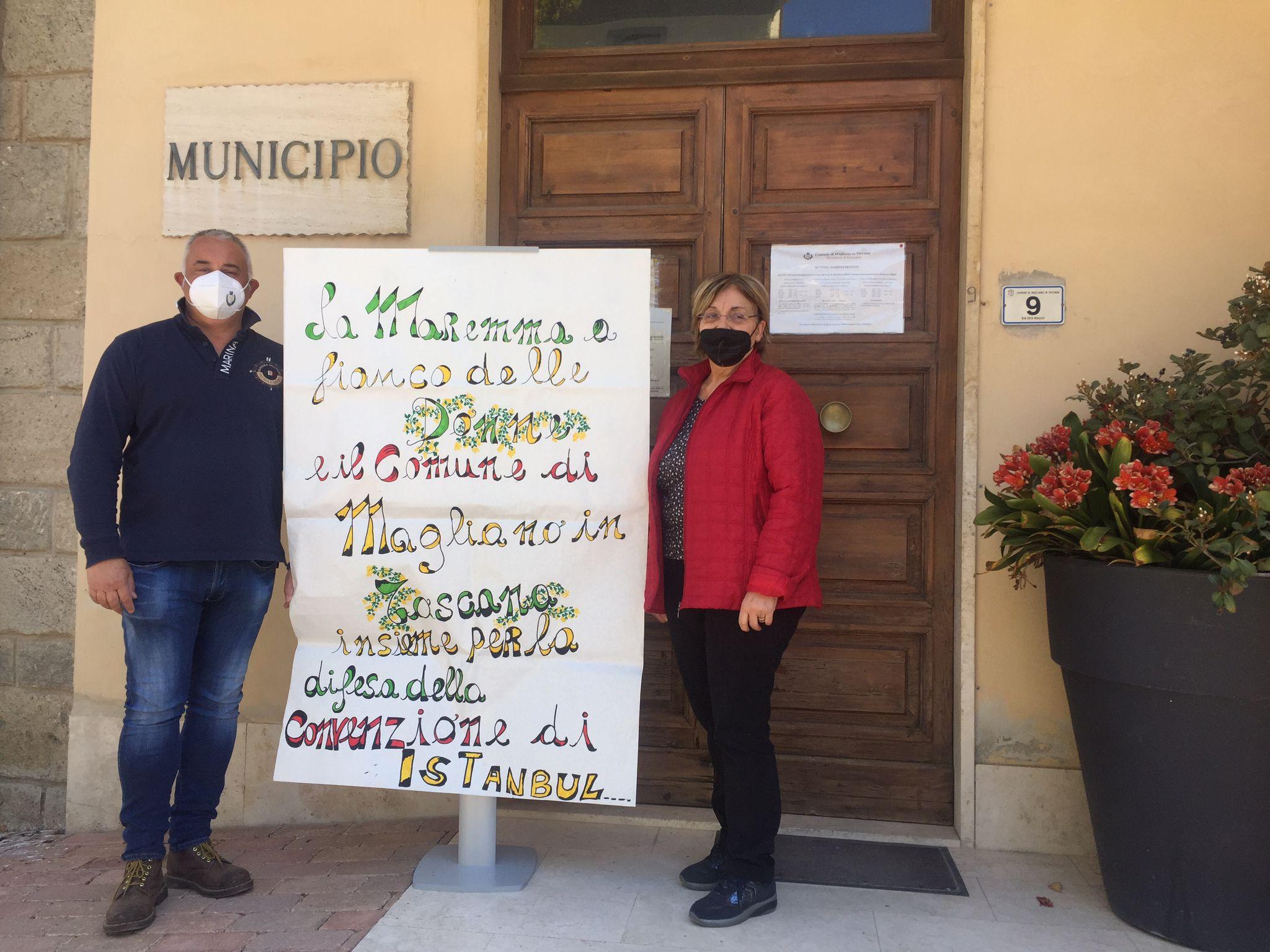 comune-di-magliano-sindaco-Cinelli-e-Melosini-commissione-pari-opportunita