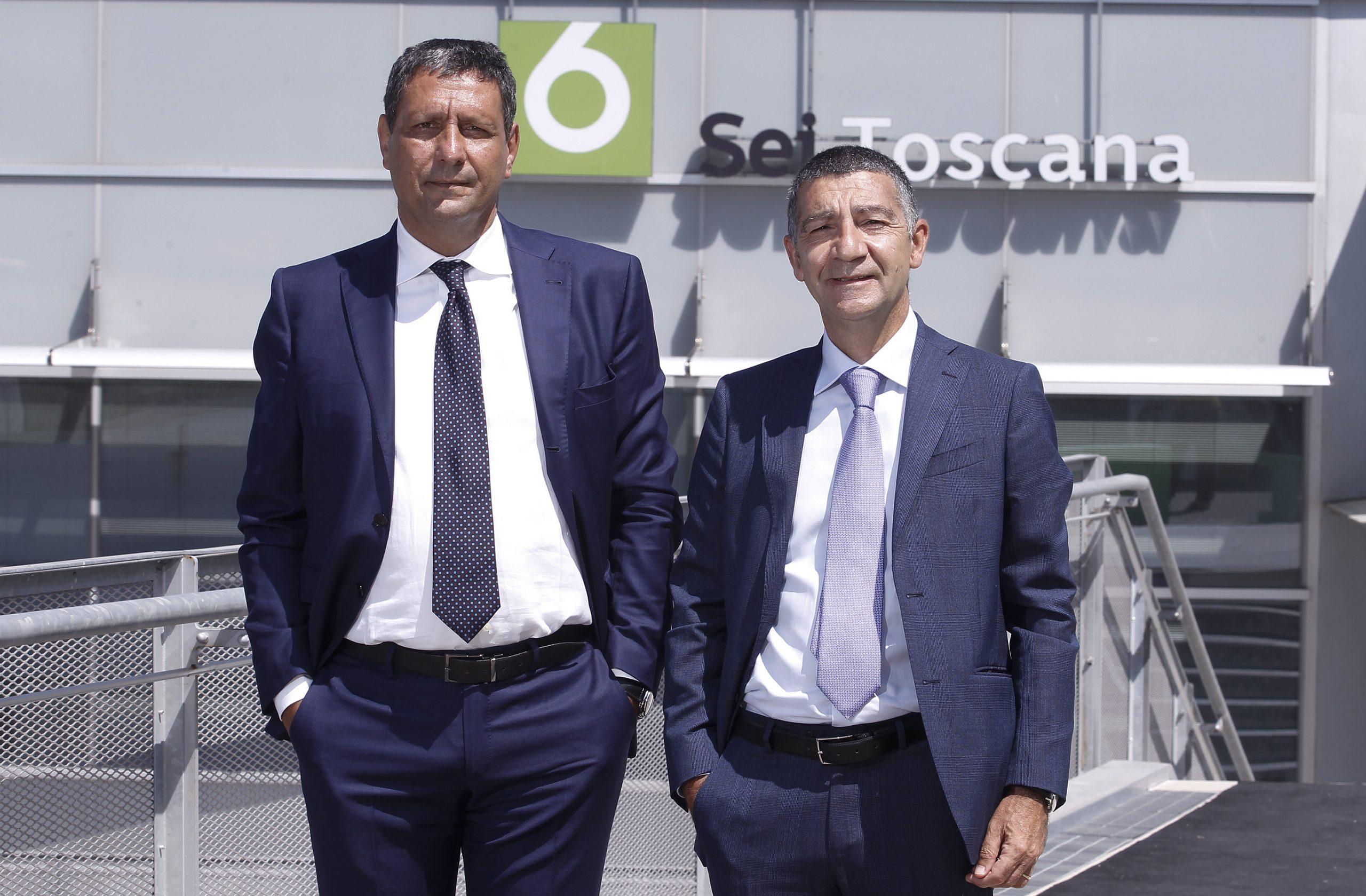 SeiToscana_Alessandro_Fabbrini_presidente_Salvatore_Cappello_Ad