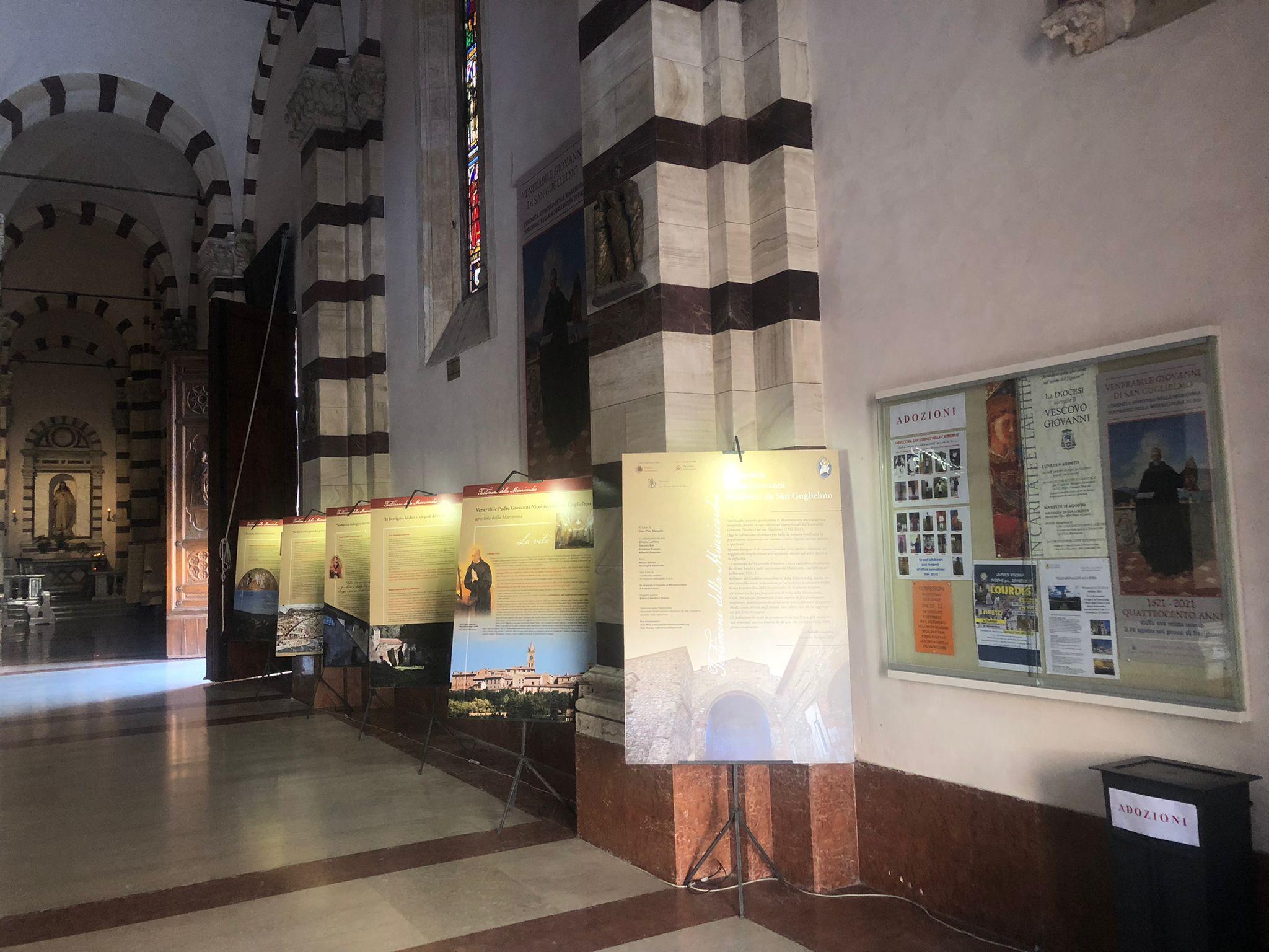 Venerabile-Giovanni-da-Batignano-mostra-in-cattedrale