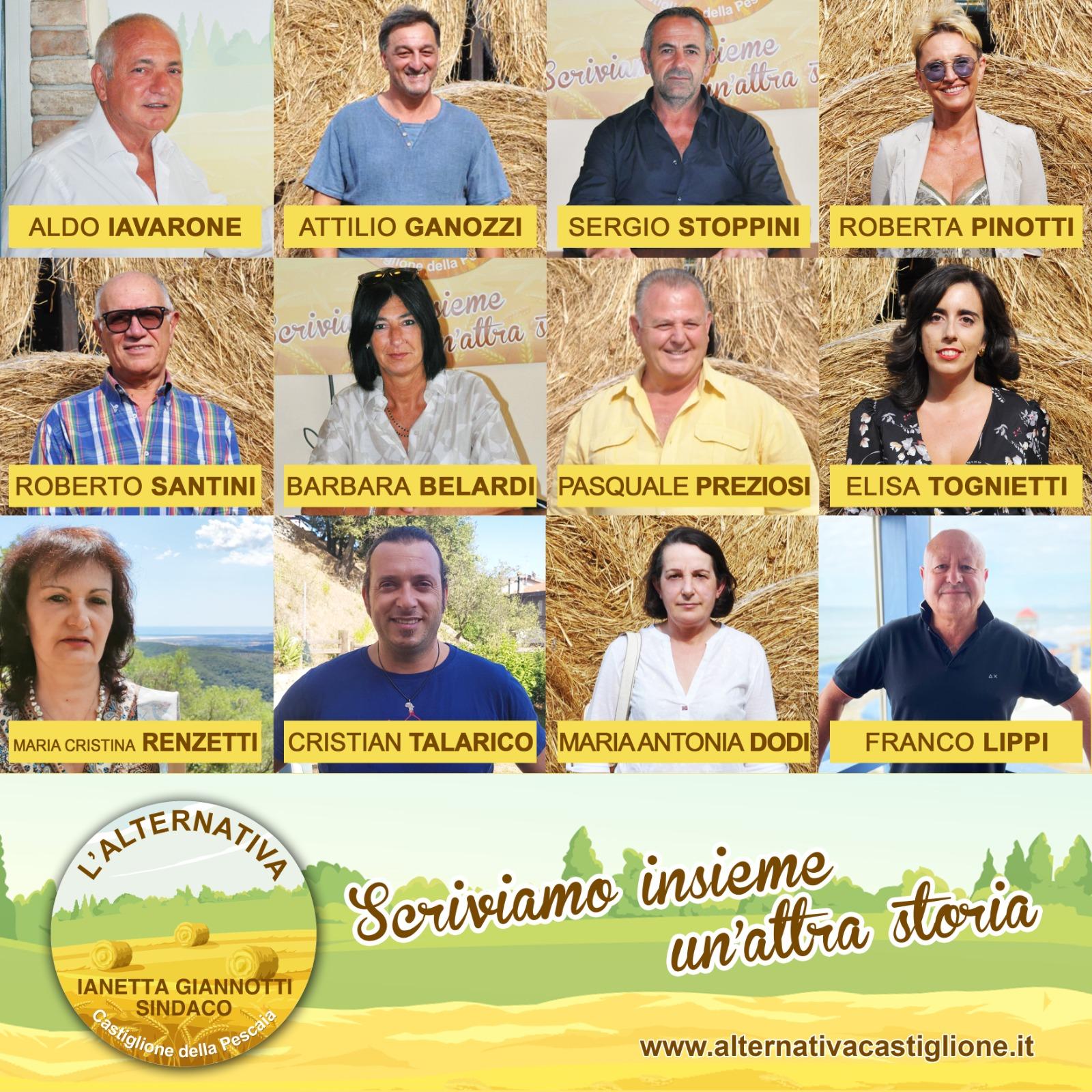 castiglione-della-pescaia-lista-civica-Candidati-Alternativa